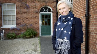 TV cook Mary Berry