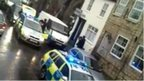 Incident in Knaresborough