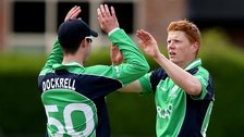 George Dockrell and Kevin O'Brien are two of Ireland cricket's star players
