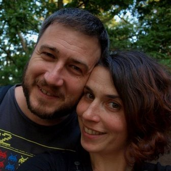 Michal and Vladimira Moulisova