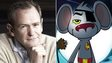 Alexander Armstrong and the new-look Danger Mouse