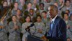 Obama: No US combat mission in Iraq