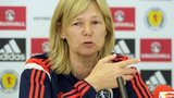 Scotland head coach Anna Signeul