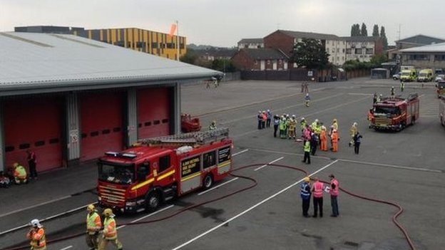 disaster exercise