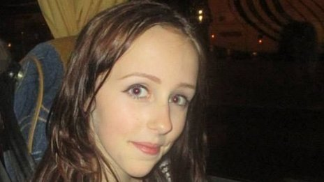 Missing teenager Alice Gross