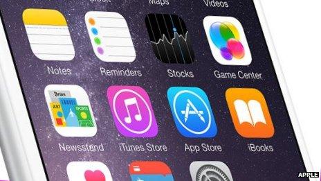 苹果用户吐槽 iOS8 更新占用过多内存