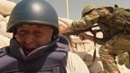 Jeremy Bowen reports from Syria