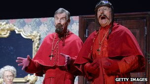 Monty Python, Spanish Inquisition sketch