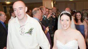 Garry Lockhart (L) and Janet Lockhart (R)