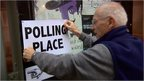 Voting begins for the Scottish independence referendum