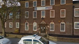 Willenhall Police Station
