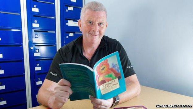 PC Colin Evans