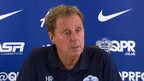 VIDEO: Redknapp insists QPR are improving