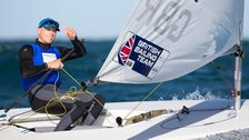 Giles Scott, Laser class Sailing World Championships, Santander