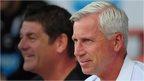 Newcastle manager Alan Pardew defends John Carver outburst