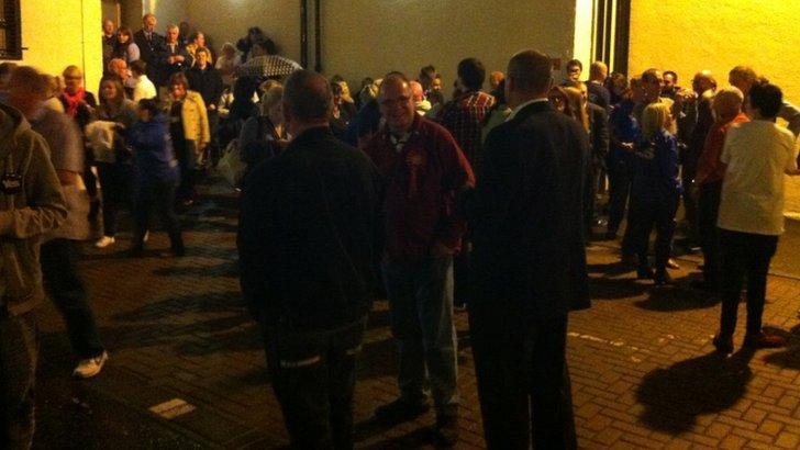 Dundee evacuation