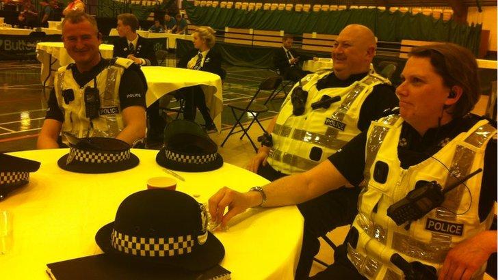Police in Perth