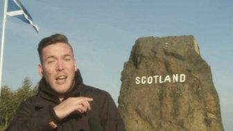 Martin in Scotland
