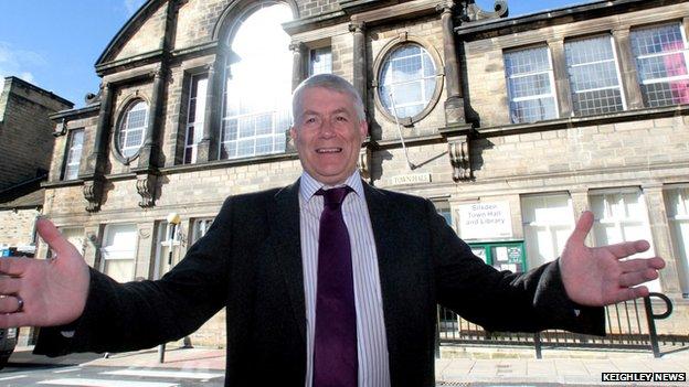 Councillor Andrew Mallinson