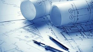Blueprints. Pic: Thinkstock
