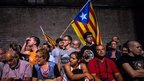 Catalans prepare for national day, 10 Sept 14
