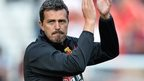 Watford's Garcia to leave hospital