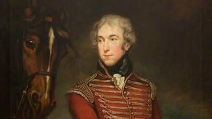 Sir John Fleming Leicester (1762–1827), Bt by James Northcote