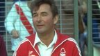 Dad would be dismayed today - Clough