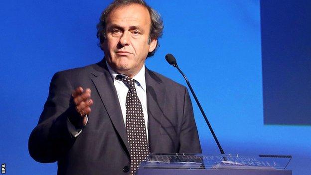 Michel Platini – The Eagle Online