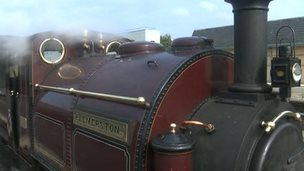 Palmerston steam engine