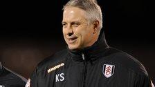 Kit Symons fulham caretaker manager