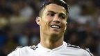 Ronaldo bid possible, says Van Gaal