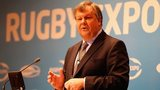 RFU chief executive Ian Ritchie