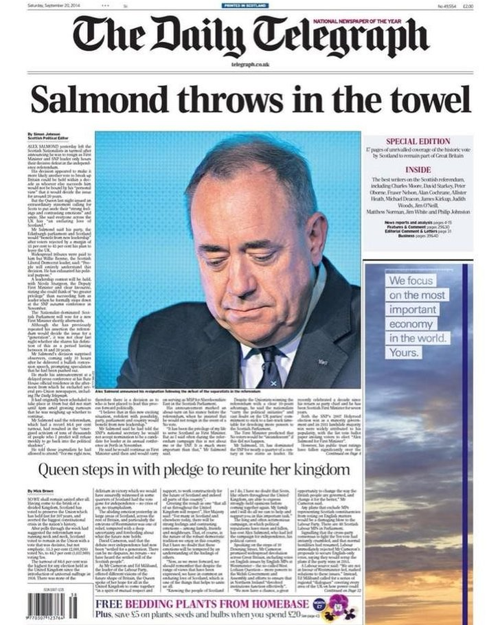 Scottish Daily Telegraph
