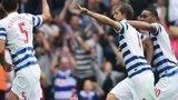 QPR celebrate equalising