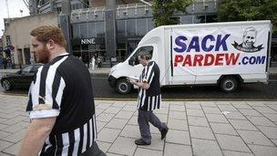 Sack Pardew