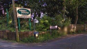 Abbey House - Google