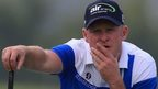 Jamie Donaldson finished the 2014 Wales Open on 12 under par, two shots off the lead