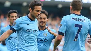 Frank Lampard scored agaisnt his former club