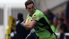 Northampton, Wales and Lions winger George North