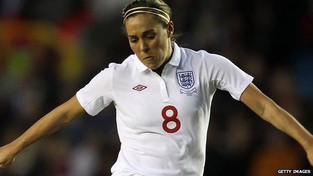 Liverpool's Fara Williams