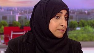 Shameela Islam-Zulfiqar who travelled with Alan Henning on his last convoy trip to Syria