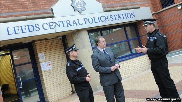 Leeds Central police station