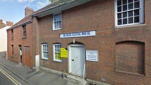 Quaker Meeting House, Friarn St, Bridgwater