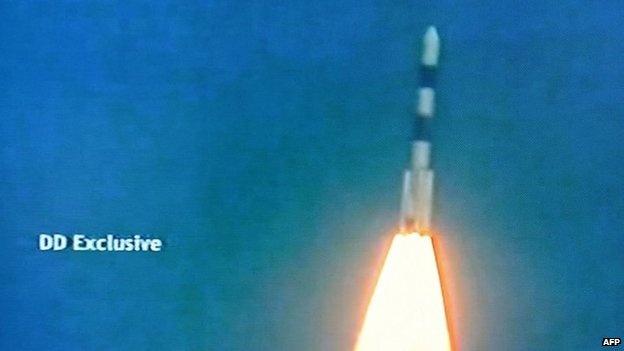 Mangalyaan: India's race for space success - BBC News