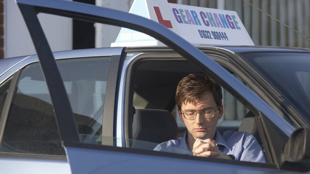 David Tennent as Chris in Learners