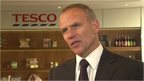 Tesco Chief Exec Dave Lewis (from pool clip interview)