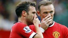 Juan Mata & Wayne Rooney