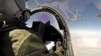 French Rafale fighter jet (18/09/14)