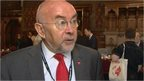 Ruairi Quinn said a border poll would be an unwelcome distraction
